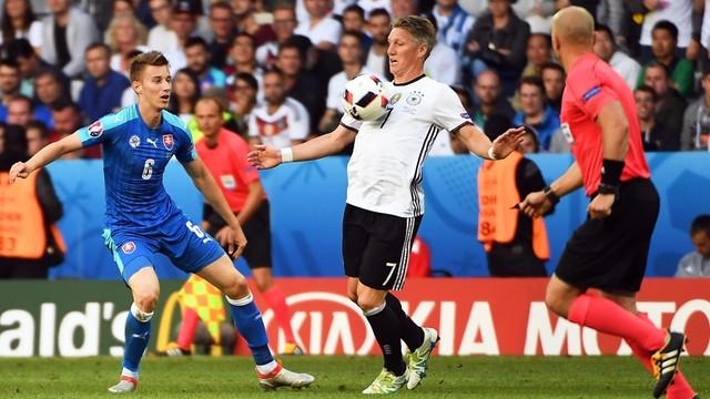 ME 2016 - Niemcy - Słowacja 3:0