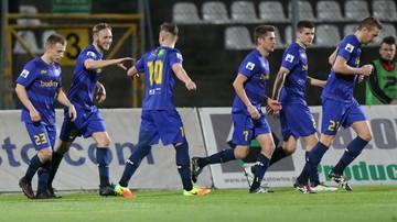 2017-08-22 Niespodzianka w Olsztynie. Stomil pokonał GKS Tychy