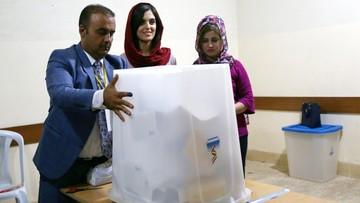 25-09-2017 20:47 Referendum w Kurdystanie zakończone. Wysoka frekwencja i brak incydentów
