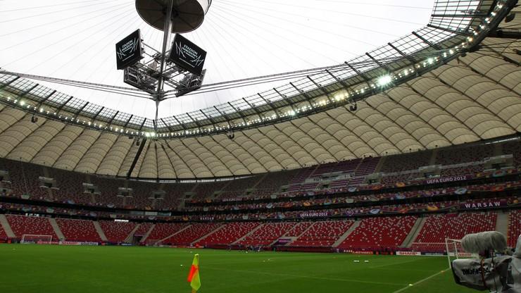 Polska – Niemcy przy otwartym dachu