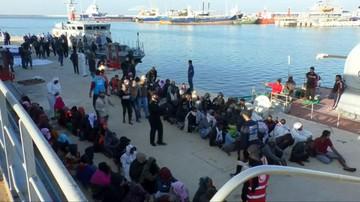 25-11-2017 21:22 Morze Śródziemne: rekiny rozszarpały szczątki migrantów z Libii
