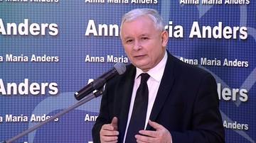 """20-02-2016 15:04 """"To sprawdzian poparcia programu PiS"""". Kaczyński o wyborach uzupełniających do Senatu"""