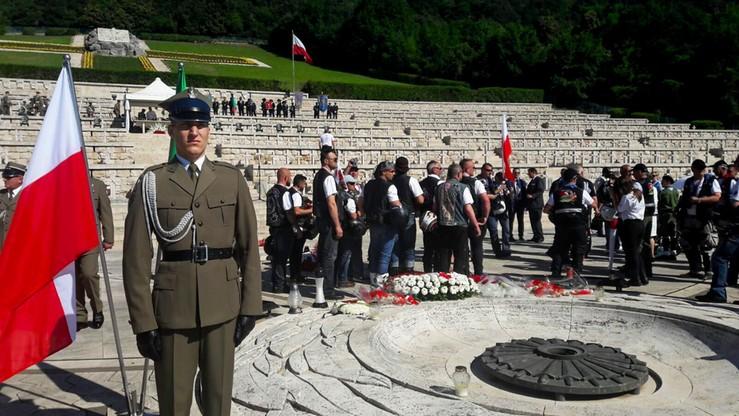 """""""My, Polacy, oddaliśmy ducha Bogu, ciało Włochom, a serce Polsce"""". Obchody 73. rocznicy bitwy o Monte Cassino"""