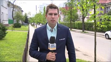 W Łodzi dwoje malutkich dzieci błąkało się po ulicy. Bez spodni i w samych skarpetkach