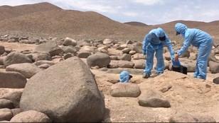 Mars na Ziemi. Naukowcy badają pustynię Atakama