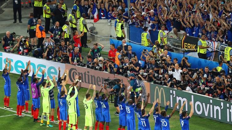 """Islandczycy w szoku. Francuzi """"ukradli"""" ich doping"""
