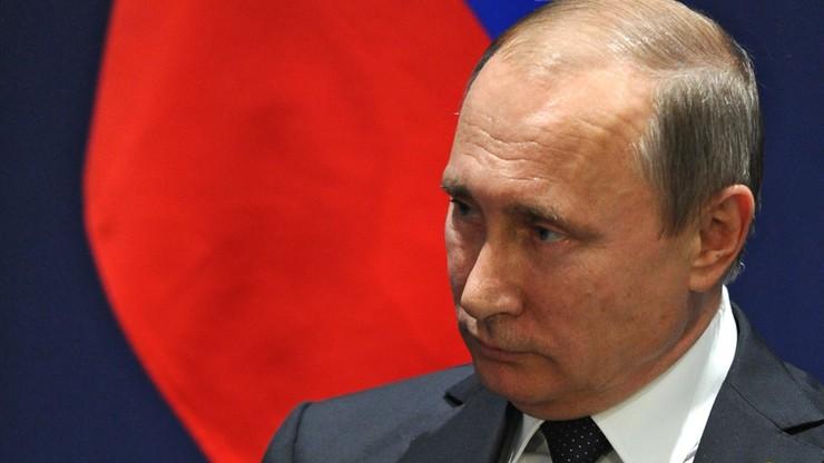 Putin: Turcja zestrzeliła rosyjski bombowiec, by chronić swój handel ropą z Państwem Islamskim