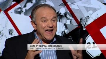 Gen. Bredlove: NATO ma jaja, ale Rosja dobrze rozdaje karty, gdy ma słabą talię