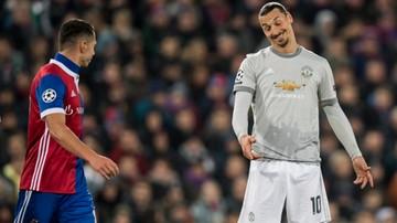 2017-11-23 Ibrahimović dopiero wrócił po kontuzji i już przeszedł do historii
