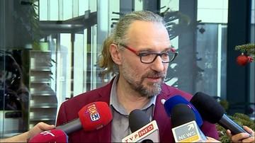 05-01-2017 11:35 Kijowski o fakturach: to było niezręczne, nie należało łączyć funkcji lidera i wykonawcy usług
