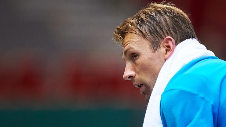 French Open: Mecz Kubota w 1/8 finału debla przerwany przez deszcz