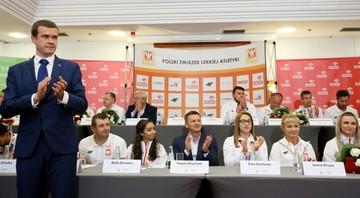 2017-03-06 Minister sportu: Złoto Bednarka poruszyło moje serce