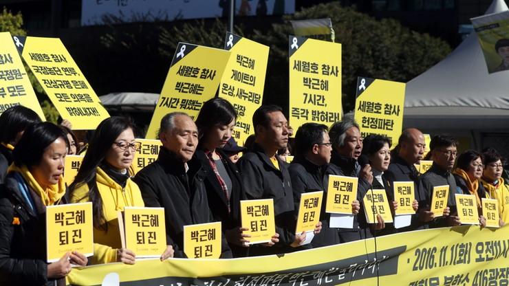 Korea Płd.: kolejny doradca prezydent Park zatrzymany