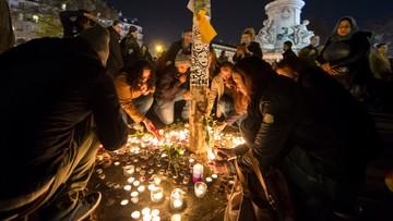 Paryż: liczba ofiar zamachów wzrosła do 130