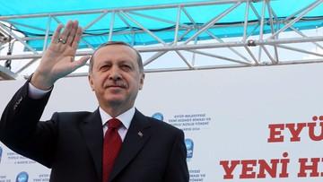 06-05-2016 16:43 Erdogan do Unii: my pójdziemy swoją drogą, a wy swoją