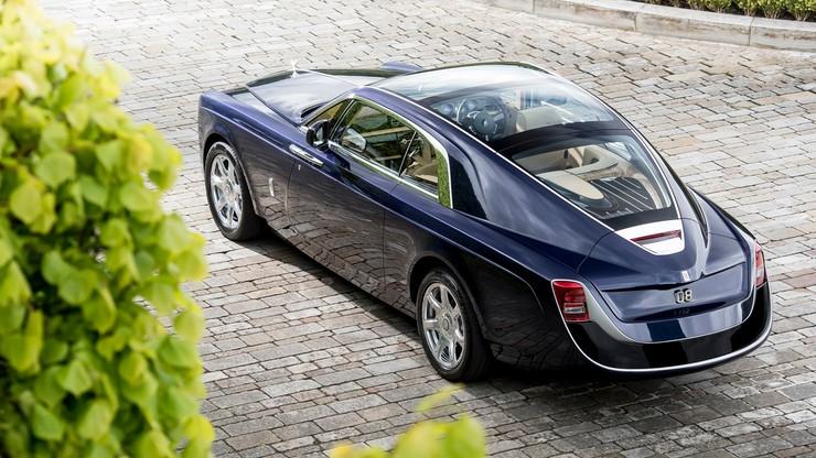 Najdroższy samochód na świecie. Rolls-Royce Sweptail