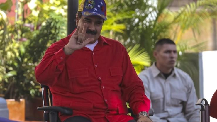 """Prezydent Wenezueli chce stworzyć kryptowalutę, by walczyć z """"blokadą"""" kraju"""