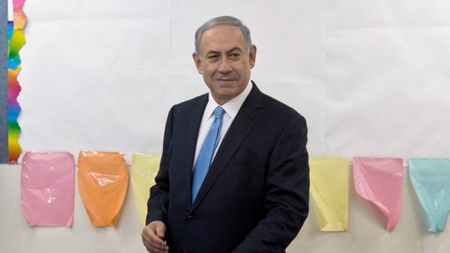 Netanjahu o przemówieniu Kerry'ego: skierowane przeciwko Izraelowi
