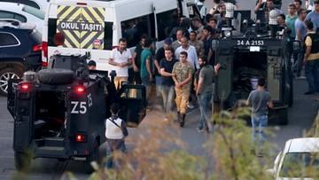 18-07-2016 10:27 Turcja: po próbie zamachu stanu zwolniono około 8 tys. policjantów