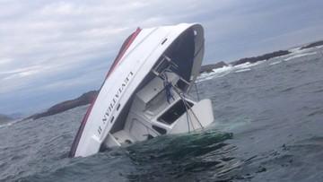 26-10-2015 08:13 Kanada: zatonęła łódź turystyczna. 5 osób nie żyje