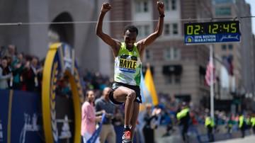 2016-04-18 Maraton w Bostonie: Berhanu i Baysa najszybsi