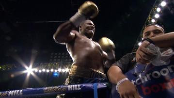 2016-12-10 Ortiz nie dał szans Allenowi. Sędzia musiał przerwać walkę