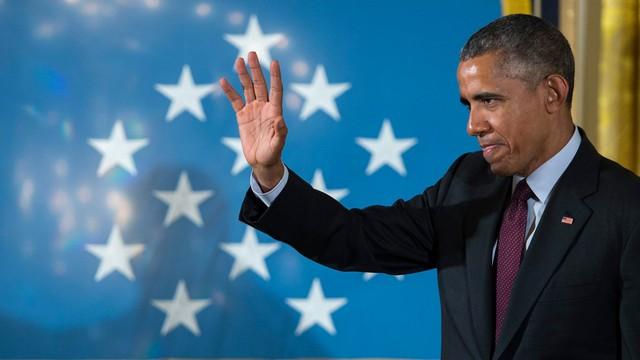 Obama będzie apelował do UE o przedłużenie sankcji wobec Rosji