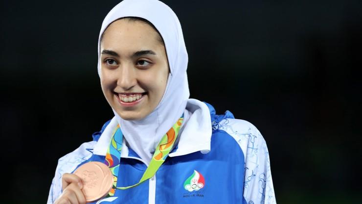 18-latka pierwszą w historii sportsmenką z Iranu z medalem olimpijskim