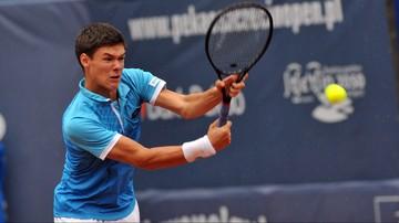 2016-06-12 Majchrzak wygrywa turniej ITF w Sopocie
