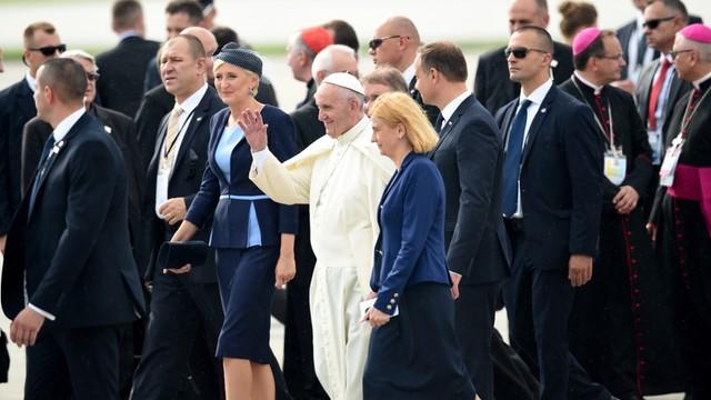 Papież: na świecie trwa wojna