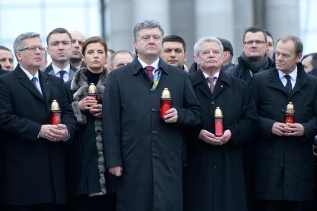 Kijów: zakończył się Marsz Godności