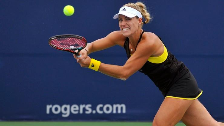 WTA w Toronto: Kerber wyeliminowana w 1/8 finału