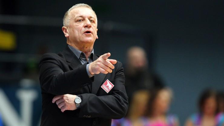 Szczubiał nie jest już trenerem AZS Koszalin