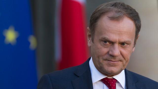 Tusk apeluje o spokój po zestrzeleniu rosyjskiego samolotu