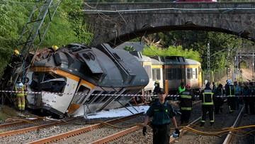 09-09-2016 12:42 Hiszpania: wykoleił się pociąg. Są ofiary