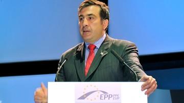 05-08-2017 14:26 Saakaszwili pojawił się w Telewizji Republika. Gruzińska prokuratura już go oficjalnie szuka w Polsce