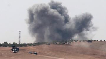 Media: wspierani przez Turcję rebelianci odbili cztery wsie w Syrii