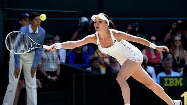 Duży awans Radwańskiej w rankingu WTA