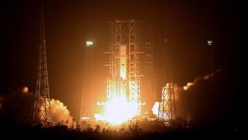 22-04-2017 15:15 Chiny wystrzeliły moduł cargo. Planują rozbudowę własnej stacji kosmicznej