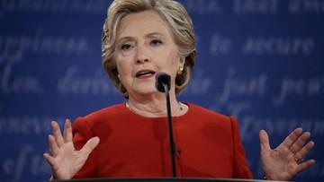 28-10-2016 19:49 FBI wznawia śledztwo ws. maili Clinton