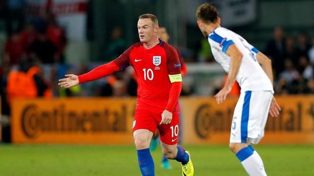 ME 2016 - Słowacja - Anglia 0:0