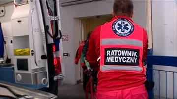 """10-03-2016 12:03 """"Zdychaj"""" - postępowanie dyscyplinarne wobec ratownika medycznego, który miał zwymyślać pacjenta"""