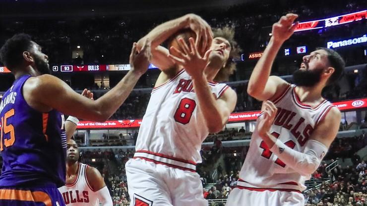 NBA: Trzecia porażka Cleveland Cavaliers z Bykami