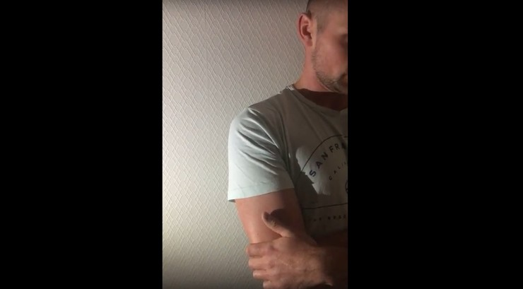 Policjanci badają film z oświadczeniem ojca noworodka zabranego ze szpitala w Białogardzie