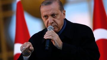 """24-04-2017 21:05 Erdogan chce, by """"nie wykorzystywać historii"""" rzezi Ormian"""