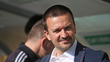 2016-12-09 Ulatowski: Wyłączyłem telefon na oferty z Ekstraklasy
