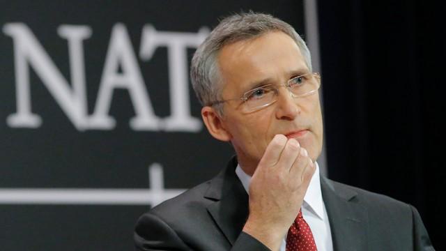 Stoltenberg za utrzymaniem sankcji wobec Rosji