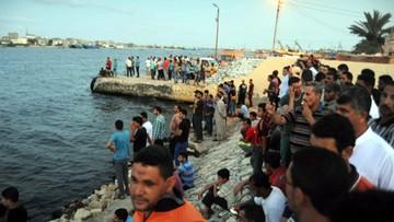 22-09-2016 12:46 Egipt: po zatonięciu łodzi z migrantami, zatrzymano przemytników ludzi
