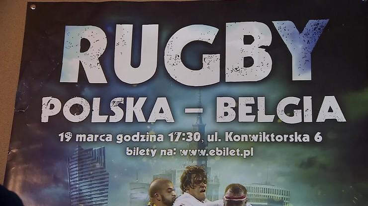 2016-03-19 Polska - Belgia już dziś!