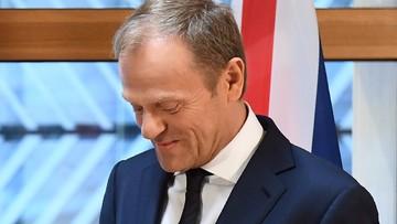 30-03-2017 10:03 Donald Tusk stawi się w prokuraturze. Uzgodniono datę przesłuchania